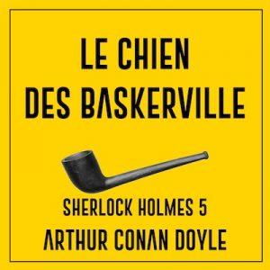 Livre audio le chien des Baskerville